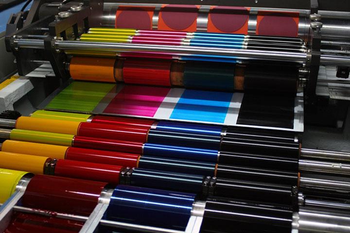 La limpieza criogénica mejora la calidad de la impresión