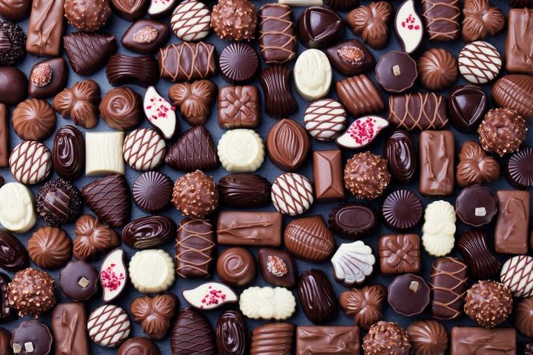 Fábrica de chocolate reduce el tiempo de limpieza en un 60% con la limpieza criogénica